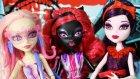 Monster High Bebekleri - Meşhur Acayipler Acayip Londra'da - Evcilik TV