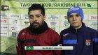 Tek Yumru Fc - Lejyonerler röportaj / ANKARA / İddaa Rakipbul Ligi Kapanış Sezonu 2015
