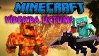 VİDEO'DA UÇTUM! - Türkçe Minecraft Sky Wars! - Türkçe Minecraft Gökyüzü Savaşları!