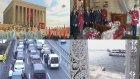 Atatürk Vefatının 77. Yıl Dönümünde Törenlerle Anıldı