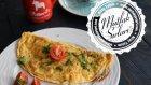 Beyaz Peynirli Omlet Tarifi - Mutfak Sırları