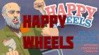 Happy Wheels | Bölüm 2 - Sesi Kapatamadık ya la :D
