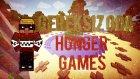 Minecraft Hunger Games | Bölüm 3 - Mal Hakan :D