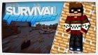 Minecraft:Survival Games #39 - w/Kadir,Hakan