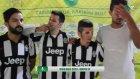 Ventus FC vs Gözde Müzik Pro Basın Toplantısı Antalya iddaa RakipBul Ligi 2015 Kapanış Sezonu