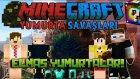 ELMAS YUMURTALAR! - Türkçe Minecraft Yumurta Savaşları! w/ Minecraft Evi,Ozan Berkil,Batuhan Çelik