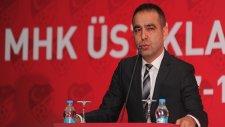 MHK Başkanı Müftüoğlu: 'Doğum sancısı yaşıyoruz'
