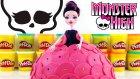 Monster High Oyun Hamuru Sürpriz Oyuncaklı DEV Elbise LPS MLP Zelfs Shopkins Oyuncakları