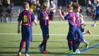 Barcelona'lı gençlerden enfes goller!