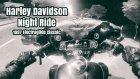 Harley Davidson Night Ride Electraglide Classic
