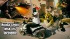 Honda Grom MSx 125 inceleme - Bİr Tur Versene