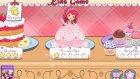 Strawberry Shortcake Bake Shop Princess Cake