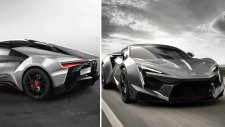 Bugatti Veyron'un Tahtına Göz Koyan Arap Otomobili