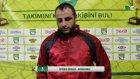 Takarya Spor - Ufukegenet maçın röportajı / SAKARYA /