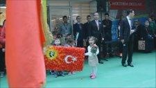 10 Kasım 2 Dakikalık Siren Atatürk'ü Anma Töreni Bahçelievler Mektebim Koleji