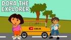 Dora The Explorer Wheels on the Bus Song | Nursery Rhyme for Children | English Children's Songs
