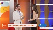 Gökhan Dumanlı, 360 TV'de Kahvaltı Keyfimiz Programında Nezaket Kurallarını Anlatıyor!