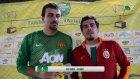 İddaa RakipBul Antalya Ligi Kemik Maç sonu röportaj
