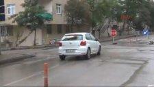 Samsun'da Sıradan Bir Yol Kapatma Mevzusu