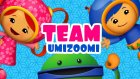 Team Umizoomi Wheels on the Bus Song | Nursery Rhyme for Children | English Children's Songs