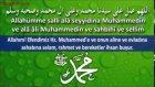 33  Salavat  Allahümme Salli Ala Seyyidina Muhammedin Ve Ala Ali Muhammedin Ve Sellim.