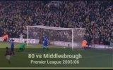 Robert Pires'in Arsenal Forması İle Attığı 84 Gol