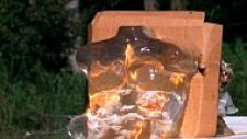 Tam Otomatik Glock Tabanca ile Balistik Jele Ateş Edilirse Ne Olur?
