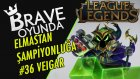 Trollere Karşı Veigar ile Yeni Sezonu Yorumluyoruz | Elmastan Şampiyonluğa #36 | League of Legends
