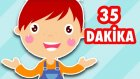 35 Dakika Çocuk Şarkısı - 20 Şarkı Bir Arada