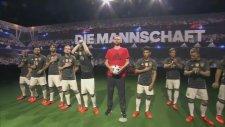 Almanya'nın EURO 2016 özel forması!