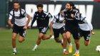 Beşiktaş, Sivasspor maçının hazırlıklarını sürdürüyor