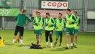 Bursaspor, Akhisar Belediyespor maçı hazırlıklarını sürdürdü