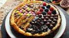 Çikolata Soslu Cheesecake Şöleni / Ayşenur Altan