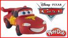 Disney Arabalar Şimşek Mekkuin | Play Doh Oyun Hamurundan Şimşek Mcqueen Nasıl Yapılır?