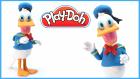 Donald Duck Çizgi Film Karakteri | Play Doh Oyun Hamuru ile Donald Duck Nasıl Yapılır?