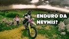 Enduro Öğreniyorum Husqvarna 250 Bir Tur versene