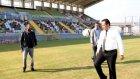 Milli golcü Semih Şentürk'ten Bornova Arena'ya tam not