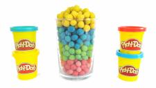 Play-Doh Oyun Hamurundan Sürpriz Oyuncaklı Misketler | Minyonlar Ninja Kaplumbağalar Sünger Bob