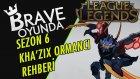 2016 Sezonu Kha'Zix Ormancı Rehberi | Elmastan Şampiyonluğa #37 | League of Legends