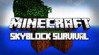 Minecraft - Sky Block - [ BİTİREMEDİM ] [BÖLÜM 2]