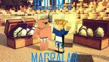 Minecraft Survival - Bağırma lan ! (w/Burak Oyunda)