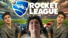Rocket League - Bölüm 5 - SON SANİYE !!!! w/Burak Oyunda