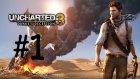 Uncharted 3 - Bölüm 1 - Başlıyoruzz..