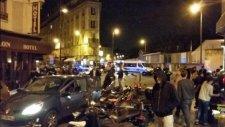 Fransa sokakları savaş alanı gibi