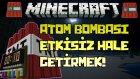 Türkçe Minecraft - ATOM BOMBASINI ETKİSİZ HALE GETİRMEK! (Özel Harita)