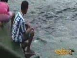 elle balık yakalamak