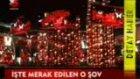 Hadise-Rusya Eurovision Show Gosterisi İlk Provasi