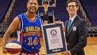 Basketbolun Efsane Grubu Harlem'den Guinness Rekorlar Kitabına Giren 7 Hareket