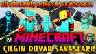 Elmas Set Cenneti! - Minecraft Çılgın Duvar Savaşları! (Türkçe Minecraft Crazy Walls)