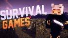 Minecraft-Survival-Games-#4 Batuhan Çelik-Bokgibi Oynadım Kasma Girdi :D